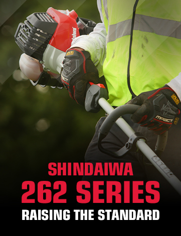 Shindaiwa's new 262 series